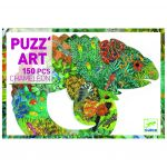 Djeco Puzz'art - Chameleon - 150 pièces