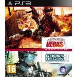 Rainbow Six Vegas 2 + Ghost Recon : Advanced Warfighter 2 [PS3]