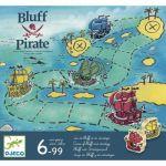 Djeco Jeu de société Bluff Pirate