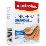 Elastoplast Universal - Pansements antibactériens, 40 unités