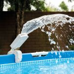 Intex Cascade LED Multicolore pour Piscine
