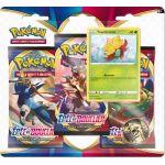 Asmodée Pack 3 boosters Pokémon Day