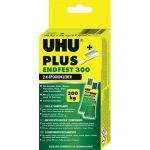 UHU 45630 - Colle à 2 composants plus endfest 300 en tube 163 g
