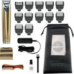 Wahl Stainless steel Gold edition - Tondeuse barbe