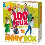 Kim'play Anniv'Box 100 jeux et activités