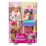 Mattel Coffret Barbie docteure