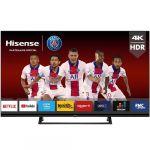 "Hisense TV LED 50AE7200F 50"" UHD Noir mat"