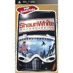 Shaun White Snowboarding sur PSP