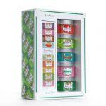 Kusmi tea Coffret de 5 Thés Les Verts + Infuseur