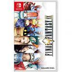 Final Fantasy Ix - Version Asie (Fr Inclus) - Occasion [Switch]