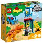 Lego DUPLO 10880 Jurassic World - La tour du T-Rex
