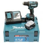 Makita DDF485RTJ Perceuse visseuse Brushless + 2 batteries 18V 5Ah Li-ion + coffret Makpac