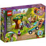 Lego Friends 41365 - L'aventure dans la forêt de Mia Friends 41363