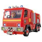 Smoby Camion de pompiers Jupiter avec figurine Sam le Pompier