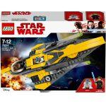 Lego 75214 - Star Wars : Anakin's Jedi Starfighter