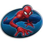 Coussin rouge Spiderman (38 x 24 x 7 cm)