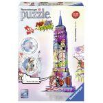 Ravensburger Puzzle 3D Big Ben Pop Art 216 pièces