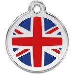 Les animaux de la fée Médaille personnalisable Royaume-Uni ø 20 mm