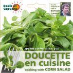 Radis et capucine Graines de Doucette comestible en sachet