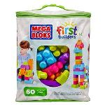 Mega Bloks 08419U First Builders - Sac de blocs géant