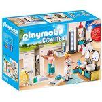Playmobil 9268 City Life - Salle de bain avec douche à l'italienne