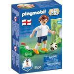 Playmobil 9512 - Coupe du Monde de la FIFA Russie 2018 - Joueur de foot Anglais