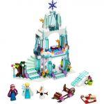 Lego Les étincelles du château de glace - jouet de construction pour fille