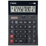 Canon AS-1200 - Calculatrice de bureau à 12 chiffres au design arqué