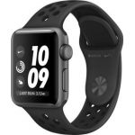 Apple Watch Nike+ 38 mm Series 3 GPS - Boîtier Alu / Bracelet sport Nike