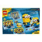 Lego Les maxi-Minions et leurs repaires Minions 75551