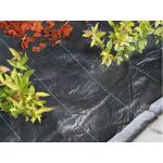 Nature Toile de paillage paysages - PP tissé noir 2,1 X 25m