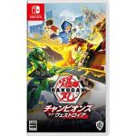 Bakugan: Champions of Vestroia Switch Japanese region Free [Switch]