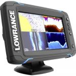Lowrance Plotters Elite-7 Ti Med/high/downscan
