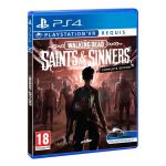 The Walking Dead Saints & Sinners Complete Edition VR Requis (PS4) [PS4]
