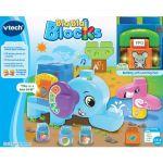 Vtech Mon Elephant des Découvertes Bla Bla Blocks