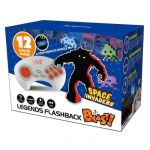 Console rétro Space Invaders Flashback Blast! 12 Jeux - Edition 2018-2019