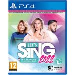 Let's Sing 2022 (Playstation 4) [PS3, PS4]