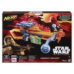 Hasbro Nerf Arbalète Star Wars Chewbacca Bowcaster