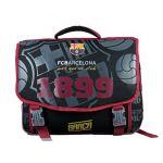 La Plume Dorée Cartable 41cm - 2 compartiments - FC Barcelone