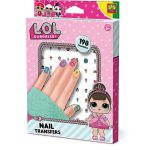 Ses Creative L.O.L. Stickers Transfert Ongles