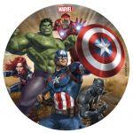 Dekora Disque azyme 16cm Avengers