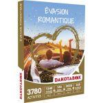 Dakota Box Evasion romantique - Coffret cadeau 3780 activités