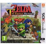 The Legend of Zelda: Tri Force Heroes [3DS]