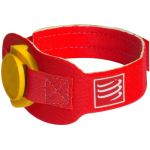 Compressport Timing Chip Strap Red Accessoires