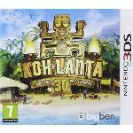 Koh-Lanta : L'Aventure de l'Extrême sur 3DS