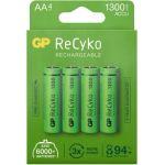 GP Pile ReCykO+ 4xAA LR6 1300 mAh