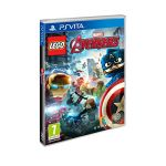 Lego Marvel Avengers sur PS Vita