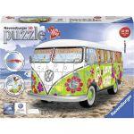 Ravensburger 12532-Volkswagen - Puzzle - 12532-Volkswagen - Puzzle 3D