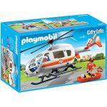 Playmobil 6686 City Life - Hélicoptère médical
