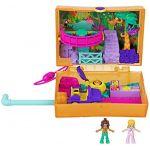 Mattel Polly Pocket - Le jus de fruits safari